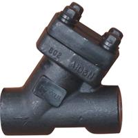 锻钢Y型过滤器1500LB(YG61、YG11)