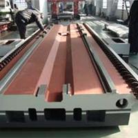 浩威机床铸件采用国际流行工艺