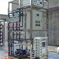 EDI设备 高纯水制取设备 触摸屏用超纯水设备 去离子水设备