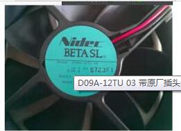 D09A-12TU 03  全新NIDEC风扇