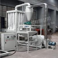 PVC磨粉机、PVC管料、塑钢型材、木塑磨粉机