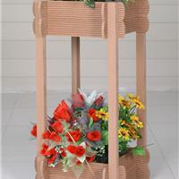 供应塑木花架