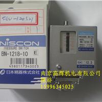 供应压力开关日本精器BN-1218-10