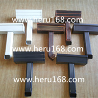 杭州厂家生产供应8英寸彩铝檐沟