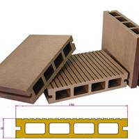 供应生态木、塑木护栏廊架地板