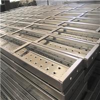 厂家供应出口型冲孔热镀锌踏板
