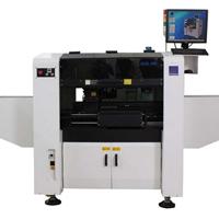 国产高速LED贴片机 6嘴国产贴片机品牌  煌牌自动设备