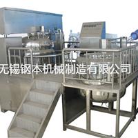 无锡厂家直供2500型真空高剪切均质乳化机