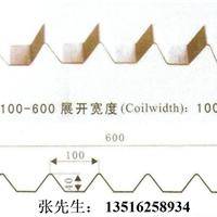 氟碳彩钢板YX40-100-600天津厂家