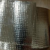 铝箔纸网格夹筋胶带 橡塑泡棉贴面自粘