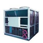 山东宏利模块化空气源热泵空调机组