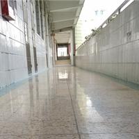 六安水磨石地坪起灰处理 水磨石地板固化剂