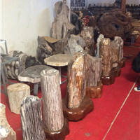 招商浙江红木工艺品、木化石、实木家具代理商