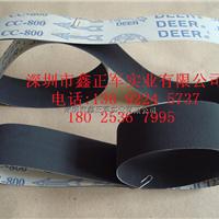 供应韩国鹿牌JC122砂布带 抛光砂纸砂带