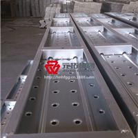 供应建筑工地脚手架配件踏板镀锌脚手板