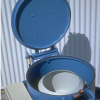 供应金属甩干机CBTY-200系列金属脱油机