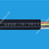 上海行车扁电缆厂家|YFFB行车扁电缆型号