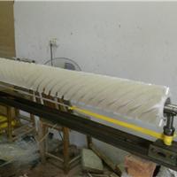 供应玻璃清洗毛刷辊 玻璃清洗机械毛刷辊