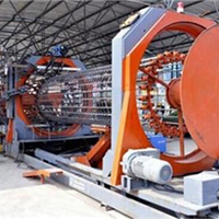 供应钢筋笼滚焊机ygt-1500