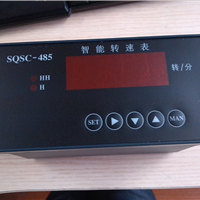 销售上海转速表 SQSC-485 转速显示仪SQSC