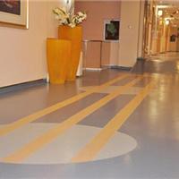 三台PVC塑胶卡通弹性幼儿园地板手术室地板