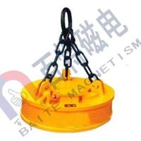 供应MW5系列吊运废铁钢起重电磁铁