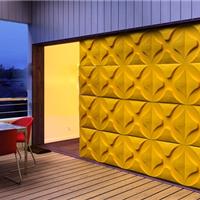 三维板、三维立体墙板招商