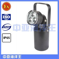 供应JIW5280GJ便携式强光防爆探照灯
