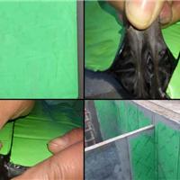 宏牛皮反应粘结型高分子湿铺防水卷材
