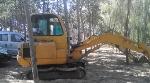 北京建筑工程挖掘机租赁公司