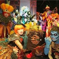 供应万圣节鬼怪模型制作厂家,仿真人物雕塑