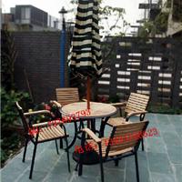 供应长沙户外家具 花园铸铝桌椅