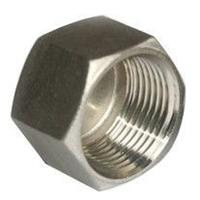 供应承插件螺纹管箍管帽   齐鑫生产厂家