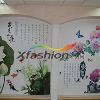 绣时尚墙衣品质保证 您的最佳选择 墙衣代理
