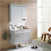 西文卫浴整体集成浴室柜非标定制卫浴W8009