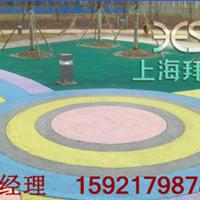 供应福建河南生态渗水地坪-渗水混凝土材料