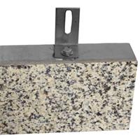 供应卡拉麦里金超薄石材保温装饰一体板