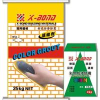 彩色防渗防霉填缝剂