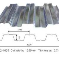 YX51-342-1025吉林/长春承重钢板