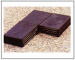 万辉橡胶垫块节约钢材、价格低廉为您省钱