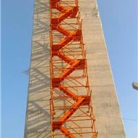 高空墩柱施工安全爬梯