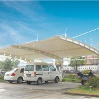 供应膜结构挡风设计车棚材料