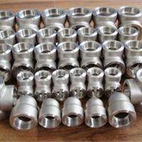 批发供应3000LB锻钢承插管件 螺纹管件