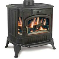 壁炉哑光黑漆 | 壁炉高温漆解决方案