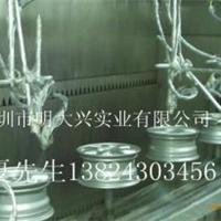 宁波上海温州芜湖化妆品外壳自动喷漆生产线