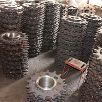 加工定做各种型号锅炉配件