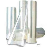 供应 三层PET透明硅胶不防刮花保护膜