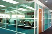 玻璃隔断 办公室隔断服务方案