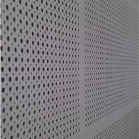 硅酸钙穿孔板/交叉孔/墙面吸音板