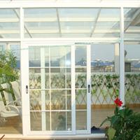 供应别墅私家花园入户阳光房设计